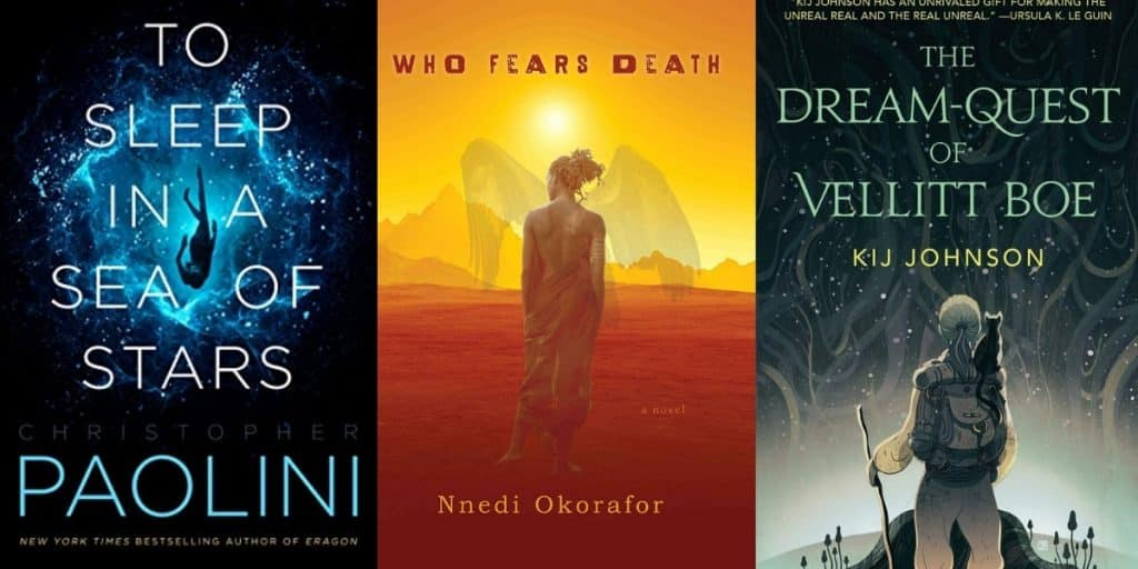 best fantasy audiobooks