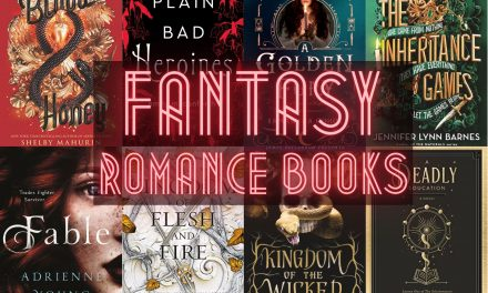54 Best Romance Fantasy Books & Novels to Read