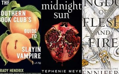43 Best Vampire Books For Adults & YA Readers
