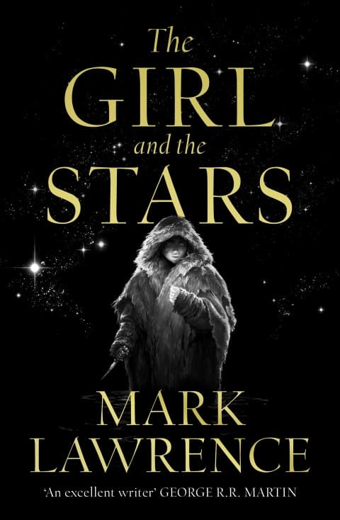 dark fantasy audiobooks 2020 - The Girl and the Stars by Mark Lawrence (Small)
