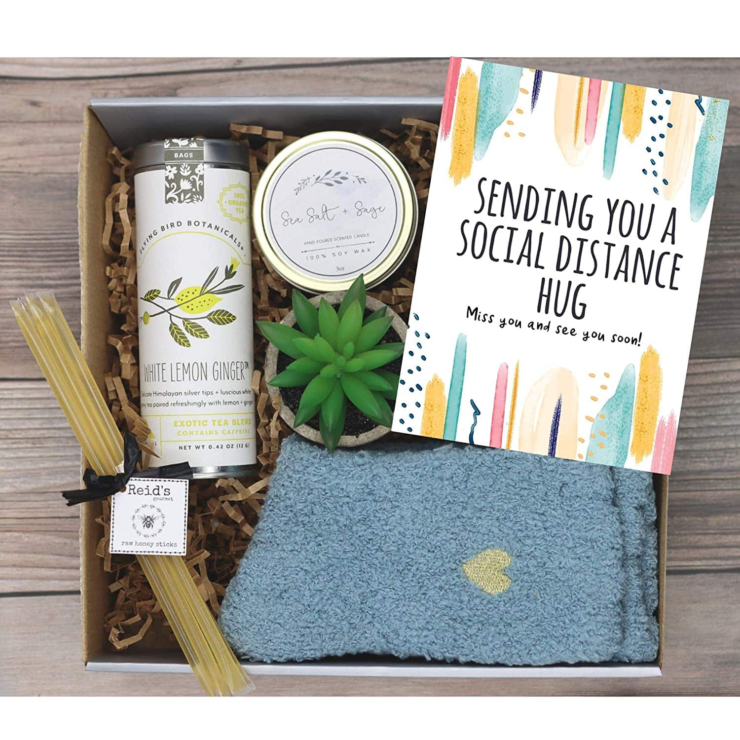 UnboxMe Care Package For Women - self care package