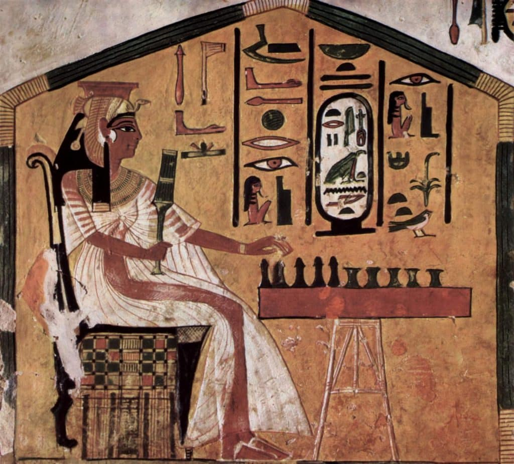 Ancient Board Games known from Around The World