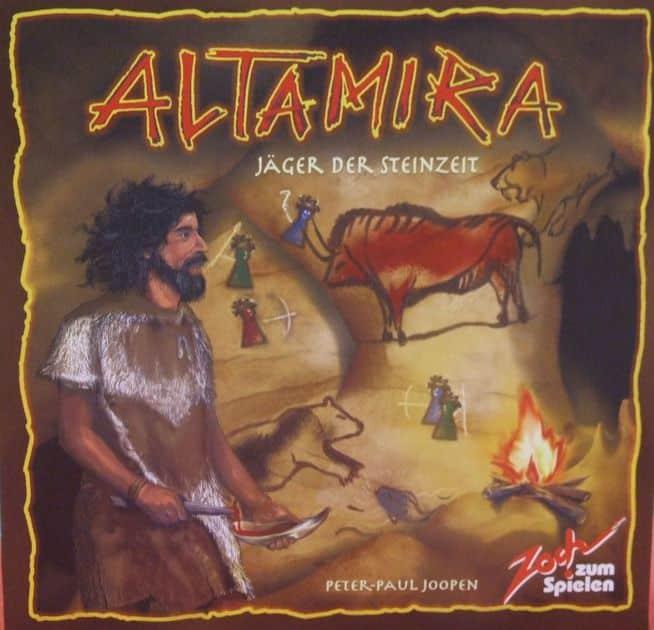 Spanish Board Games - El Hambre