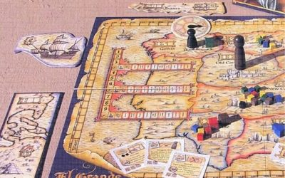 19 Best Spain Inspired & Spanish Board Games Translated To English