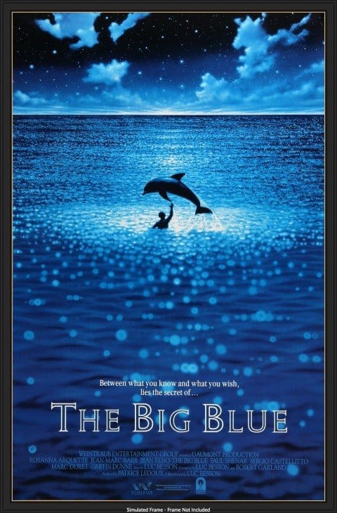 1988 The Big Blue - films set in greece (Small)