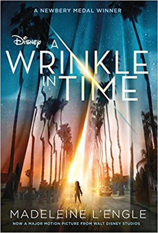 A Wrinkle in Time (Time Quintet, #1) by Madeleine L'Engle - space travel books - asiana circus