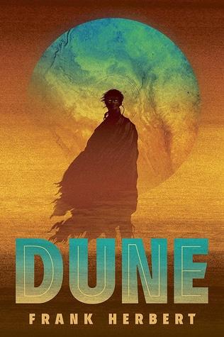 Dune (Dune, #1) by Frank Herbert - space travel books - asiana circus