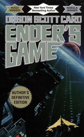 Ender's Game (Ender's Saga #1) by Orson Scott Card - space travel books -asiana circus