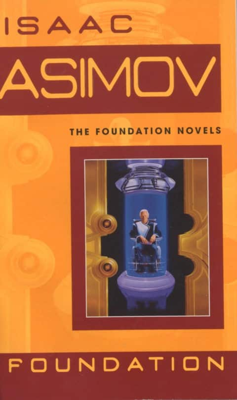 Foundation by Isaac Asimov - space travel books - asiana circus (Small)