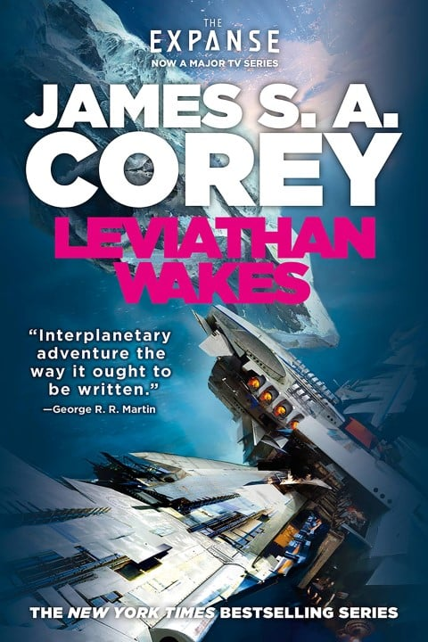 Leviathan Wakes (The Expanse #1) by James S.A. Corey - space travel books -asiana circus (Small)