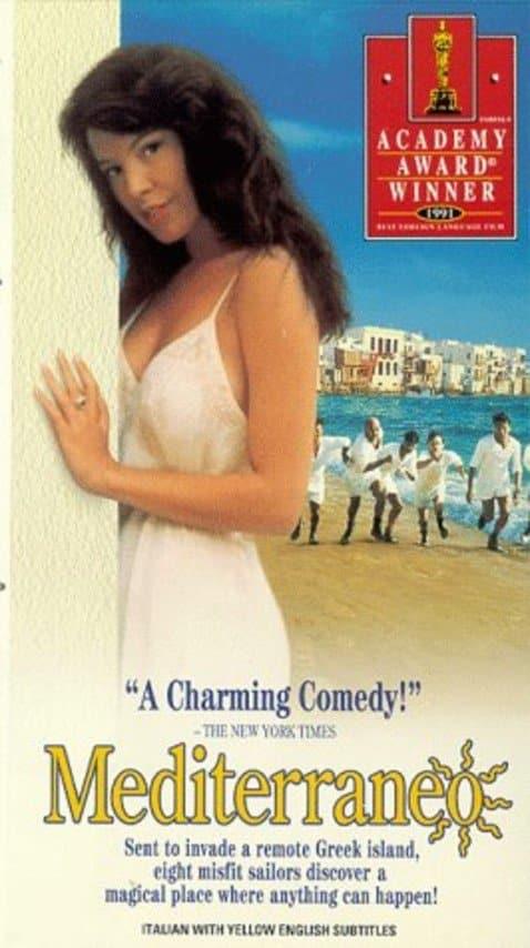 Mediterraneo 1991 . films set in Greece (Small)