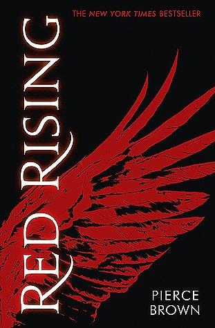 Red Rising (Red Rising Saga #1) by Pierce Brown - space travel book - asiana circus