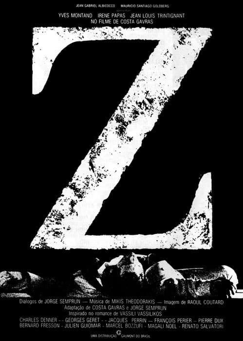 Z 1969 - movies set in Greece