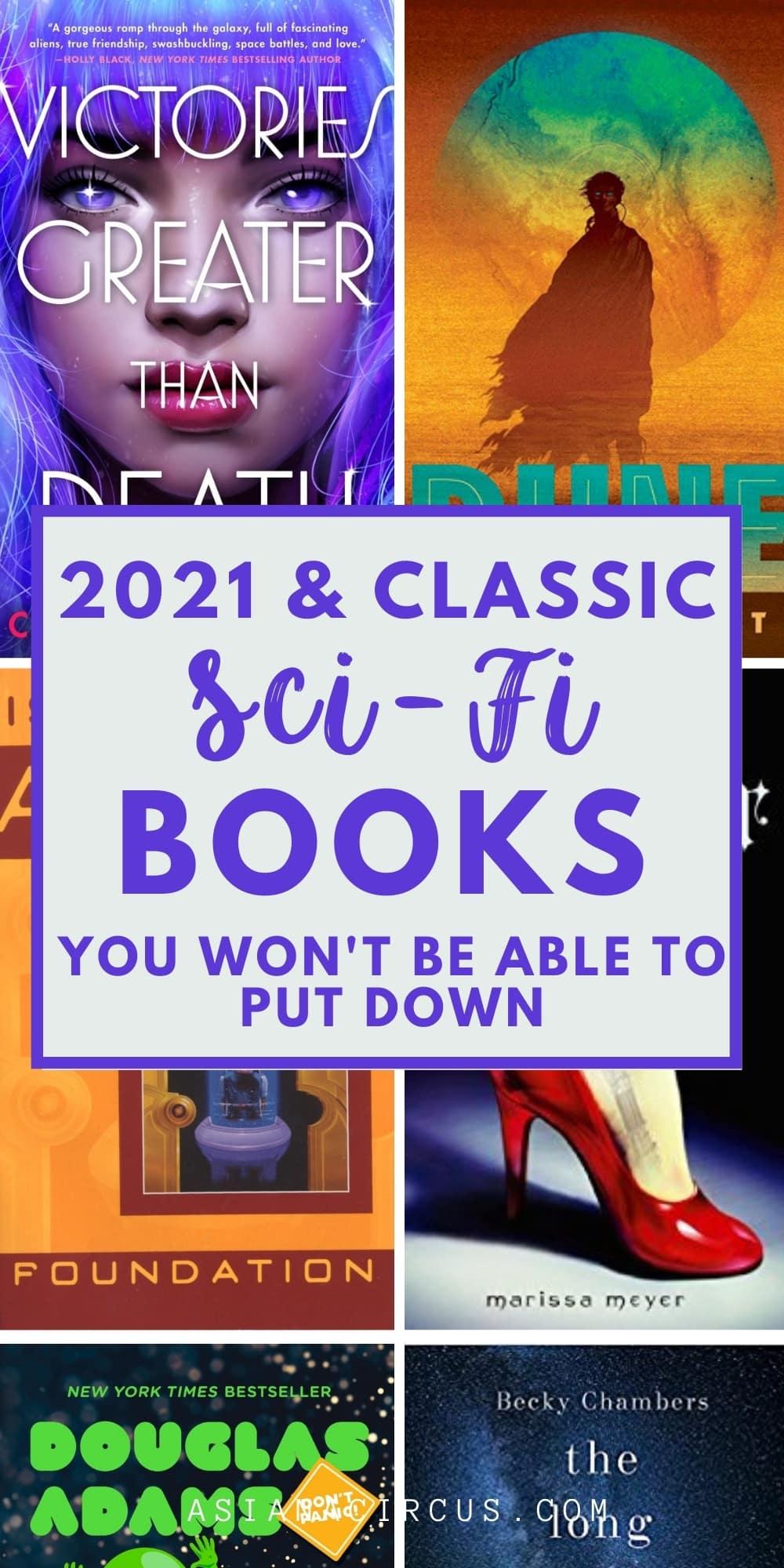 epic sci fi books