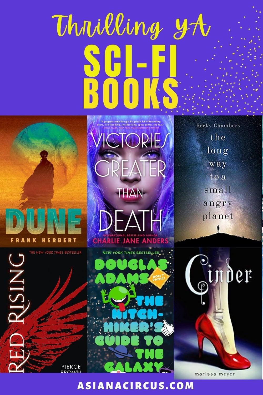 top sci fi books for wanderlust
