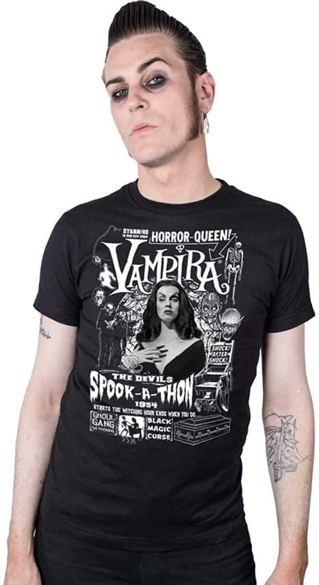 vampire movie t shirt (Small)