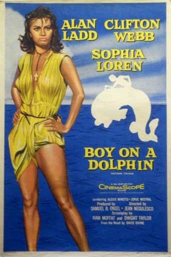 1957 Boy on a Dolphin - movies set in greece - asiana circus