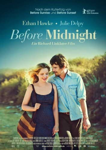 Before Midnight 2013 - movies set in Greece - asiana circus