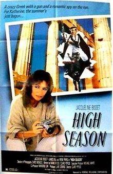 High Season 1987 movies set in Greece - asiana circus