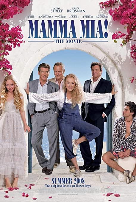 Mamma Mia! - movies set in Greece -asiana circus