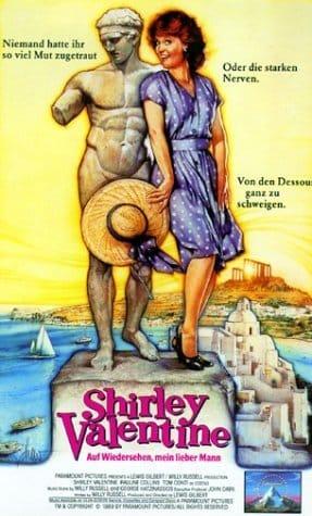 Shirley Valentine 1989 - movies set in Greece - asiana circus