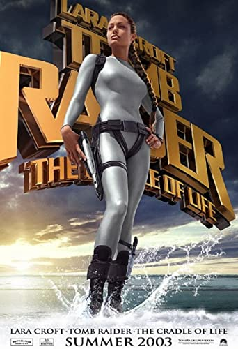 Tomb Raider The Cradle of Life 2003 - movies set in Greece - asiana circus