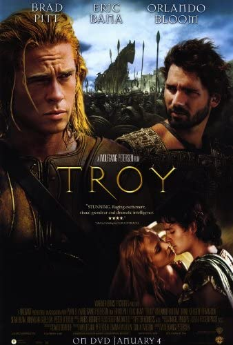 Troy 2004 - movies set in ancient Greece - asiana circus