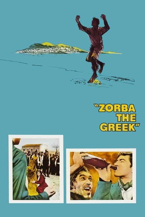 Zorba the Greek Crete 1964 - movies set in Greece - asiana circus