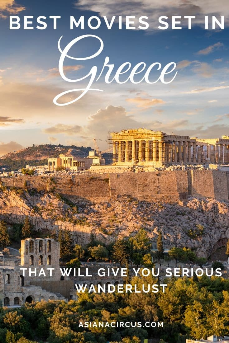 Best Movies Set in Greece & The Greek Islands to Feed Your Wanderlust