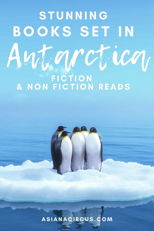 Best antarctica books - books about antarctica