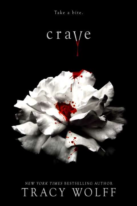 Crave (Crave #1) by Tracy Wolff romantic vampire books (Small)