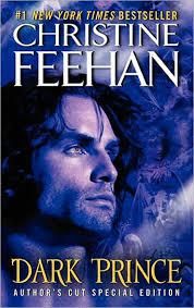Dark Prince (Dark, #1) by Christine Feehan - romance vampire books