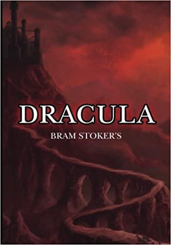 Dracula by Bram Stoker - best romantic vampire book