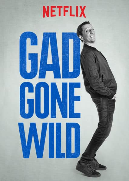 Gad Gone wild - french movies - stand up