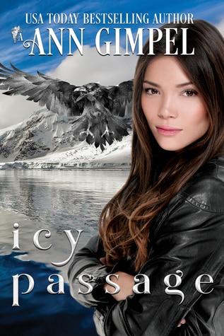 Icy Passage by Ann Gimpel   Romance novel, Thriller   2015