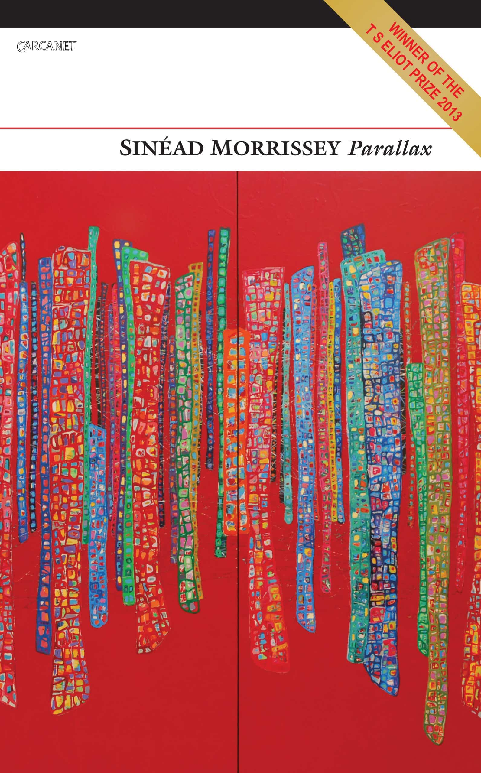 Parallax by Sinéad Morrissey - famous modern irish poets