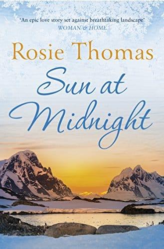 Sun at Midnight by Rosie Thomas - books set in antarctica