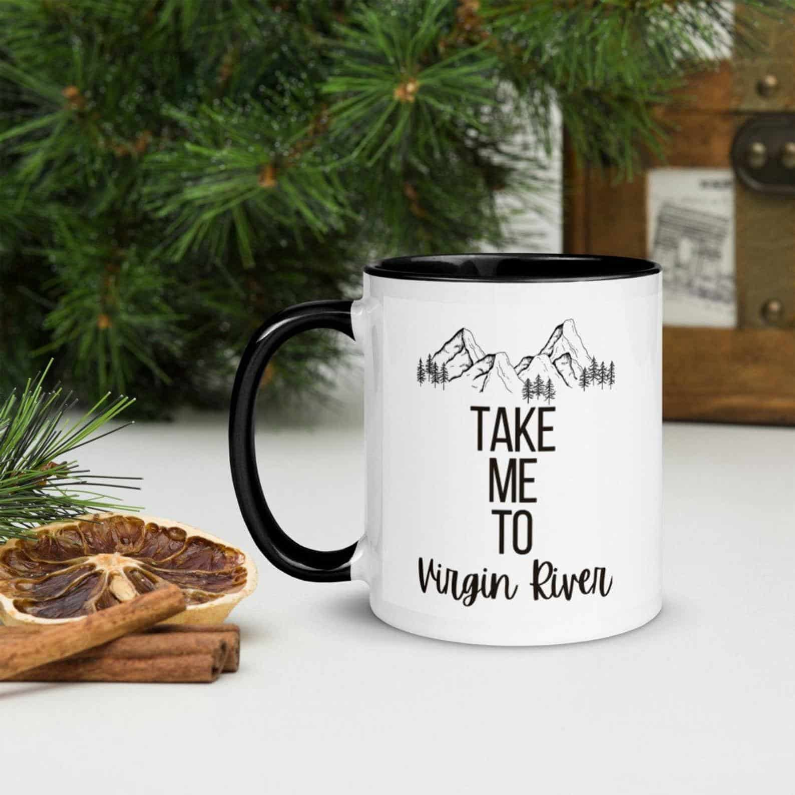 Take me to virgin river mug for fans