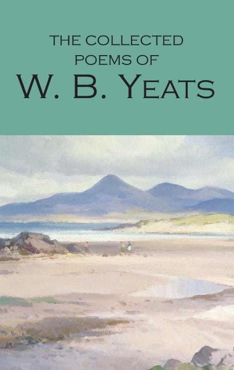 The Collected Poems of W.B. Yeats - famous modern IRish poets (Small)