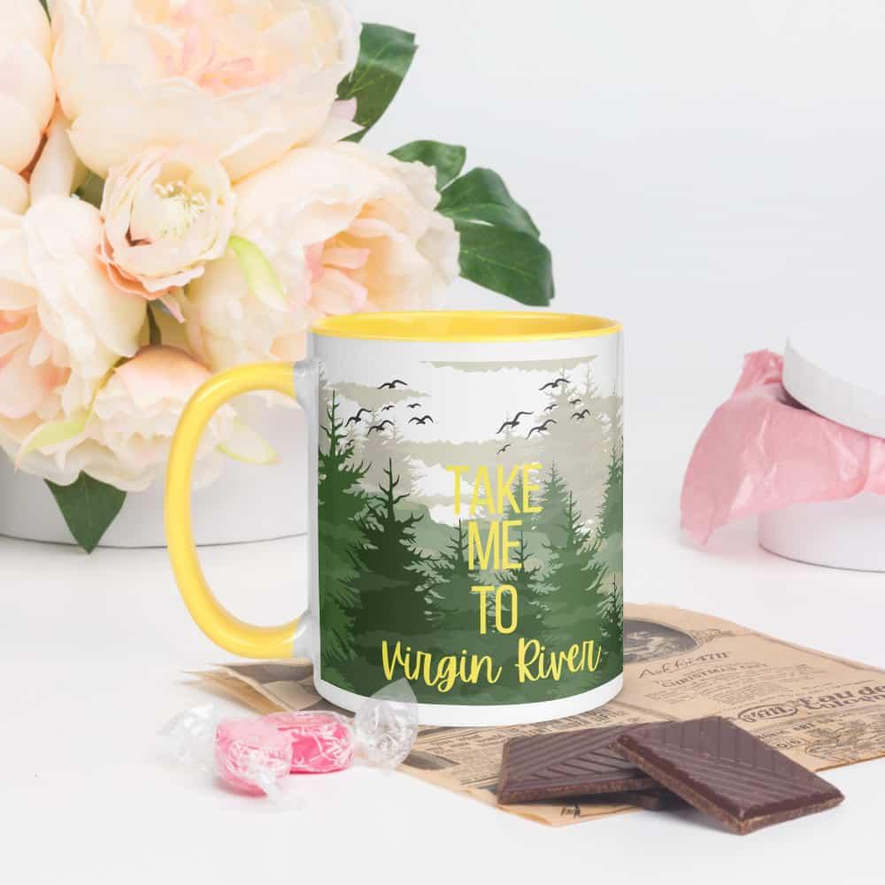 Virgin River mug - gift