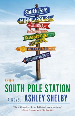 south pole station by ashley shelby - books about antarcticac
