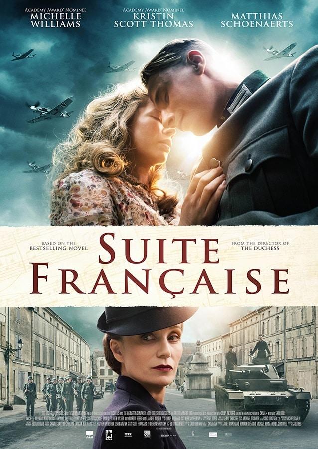 suite française 2014 french war movie