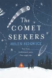 the comet seekers by helen sedgwick - best antarctica books (Small)
