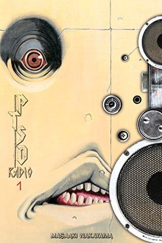 Aftermath or PTSD Radio by Masaaki Nakayama Horror Manga