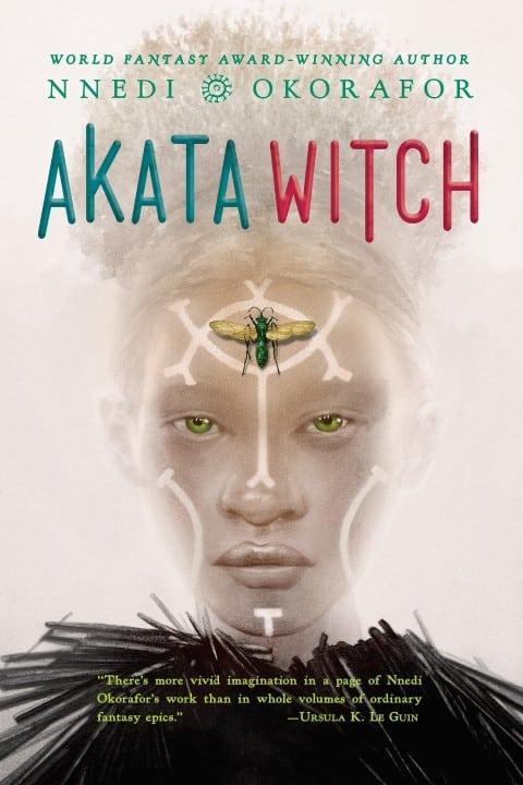 Akata Witch (Akata Witch #1) by Nnedi Okorafor - fantasy books with magic (Small)