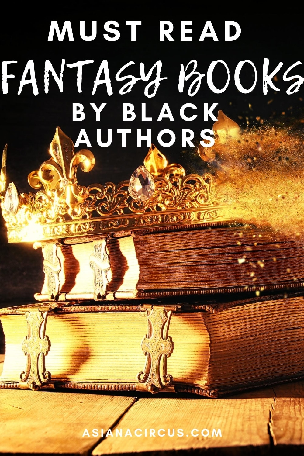 Best fantasy books by black authors you must read