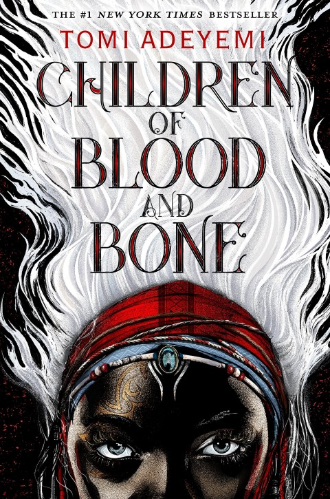 Children of Blood and Bone (Legacy of Orïsha, #1) by Tomi Adeyemi - black authors (Small)