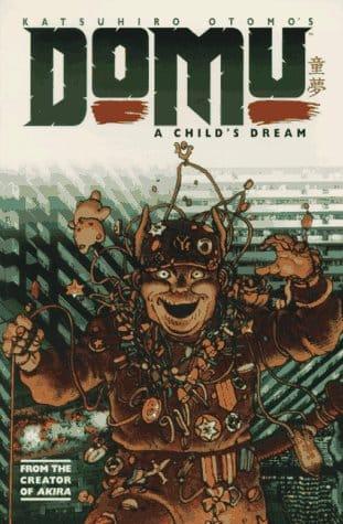 Domu A Child's Dream by Katsuhiro Otomo Horror Manga Series