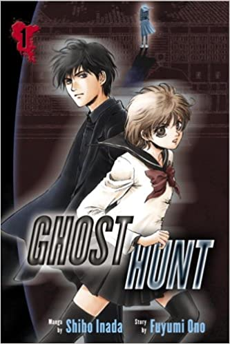 Ghost Hunt By Inada Shiho scary mangas
