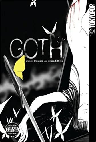 Goth by Otsuichi and Kendi Oiwa Thriller Manga